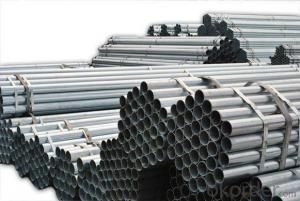 Hot Dipped Galvanized Steel Pipe BS1387 Pipe