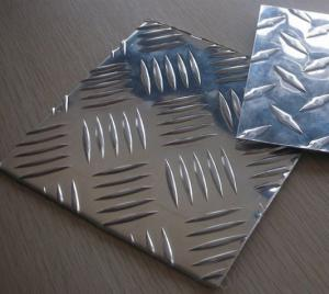 5005 5052 5083 5754 Aluminum Tread Plate with Wide Application