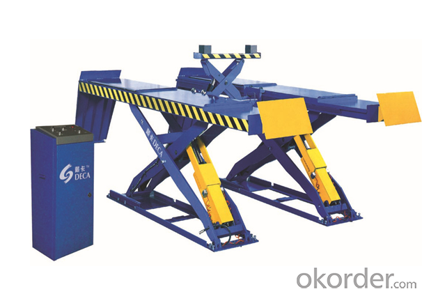 PL-Z30 Mid-rise Scissor Lift, Scissor Lifter, Car Lift (CE)