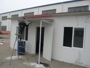Export to Africa Container House Outdoor Panel House