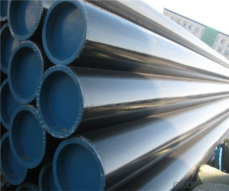 China ASTM A106/A53/API5L Gr.B Seamless Steel Pipe foryact