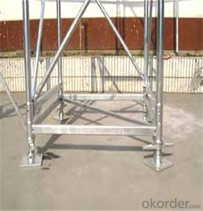 Scaffolding System Accessories Cuplock Quality but Low Price