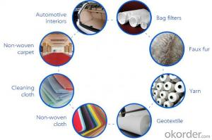 Polypropylene Staple fiber for Hygienic Product