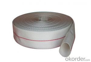 Fire Hose/High pressure and strength nitrile pvc fire hose