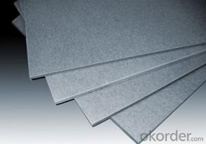 Fiber Cement Board for External Wall Insulation