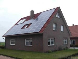CNBM SOLAR Roof Solar System 7000W Popular in Africa