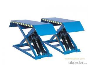CE certificate  capacity 3000kg car scissor lift-Auto Lift