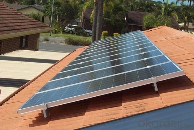 CNBM SOLAR Roof Solar System 4000W Popular in Africa
