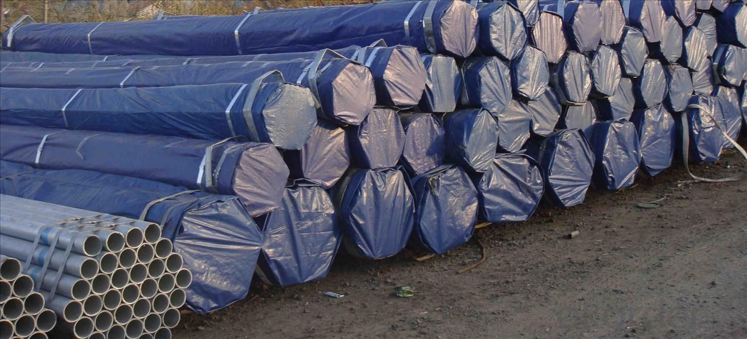 Galvanized Pipe ASTM A53 100g/200g Hot Dipped