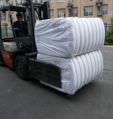 PP Staple Fiber for Geotextile and Geo Bag