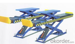 Super thin hydraulic small scissor lift scissor lift design electrical control small lift