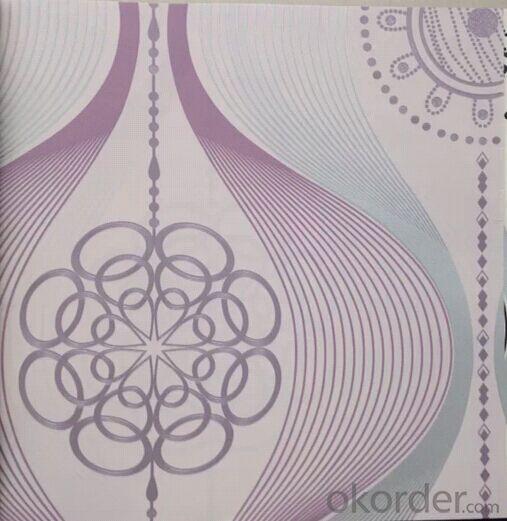 PVC Wallpaper Howoo Modern Designs Beautiful Vertical Stripe Wallpaper