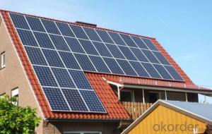 CNBM SOLAR ROOF SOLAR SYSTEM 30KW-$50000/SET