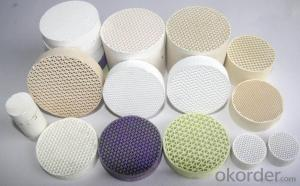 Silica Ceramic Foam Filter with High Quality  Made in China