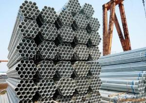 Galvanized Pipe ASTM A53 100g/200g Hot Dipped / Pregalvanized Pipe