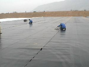 2.0mm HDPE Geomembrane for Road Construction