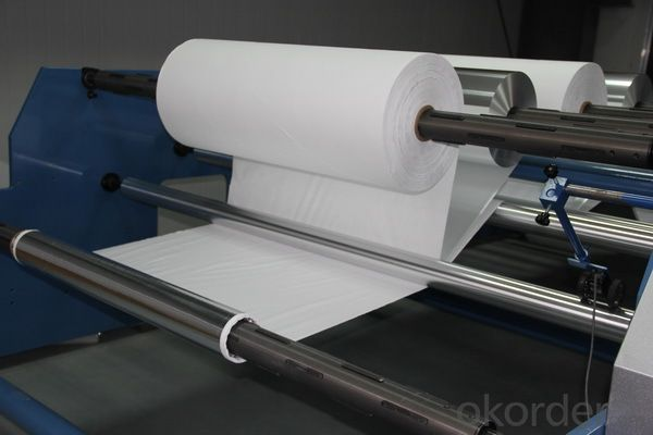 Cryogenic Insulation Paper Micro Fiberglass Made in China