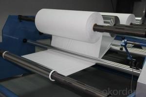 Cryogenic Insulation Paper Micro Fiberglass Made in China