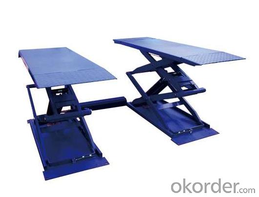 CE&ISO High Quality Cheap Factory Price Caneshine Brand Hydraulic Scissor Lift