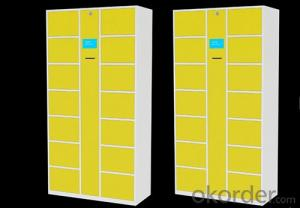 Secured Electronic Staff Locker with Good Quality
