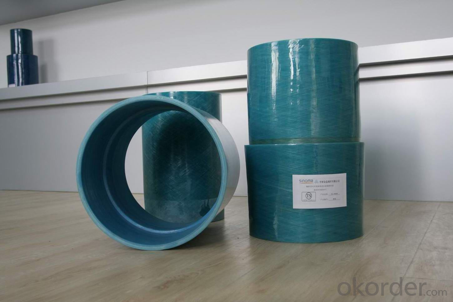 Composite Pipe (FRP/GRP/GRE) Oil Gas Pipe