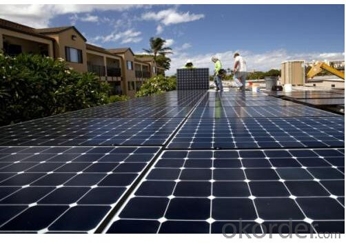 CNBM SOLAR Roof Solar System 1000W Popular in Africa
