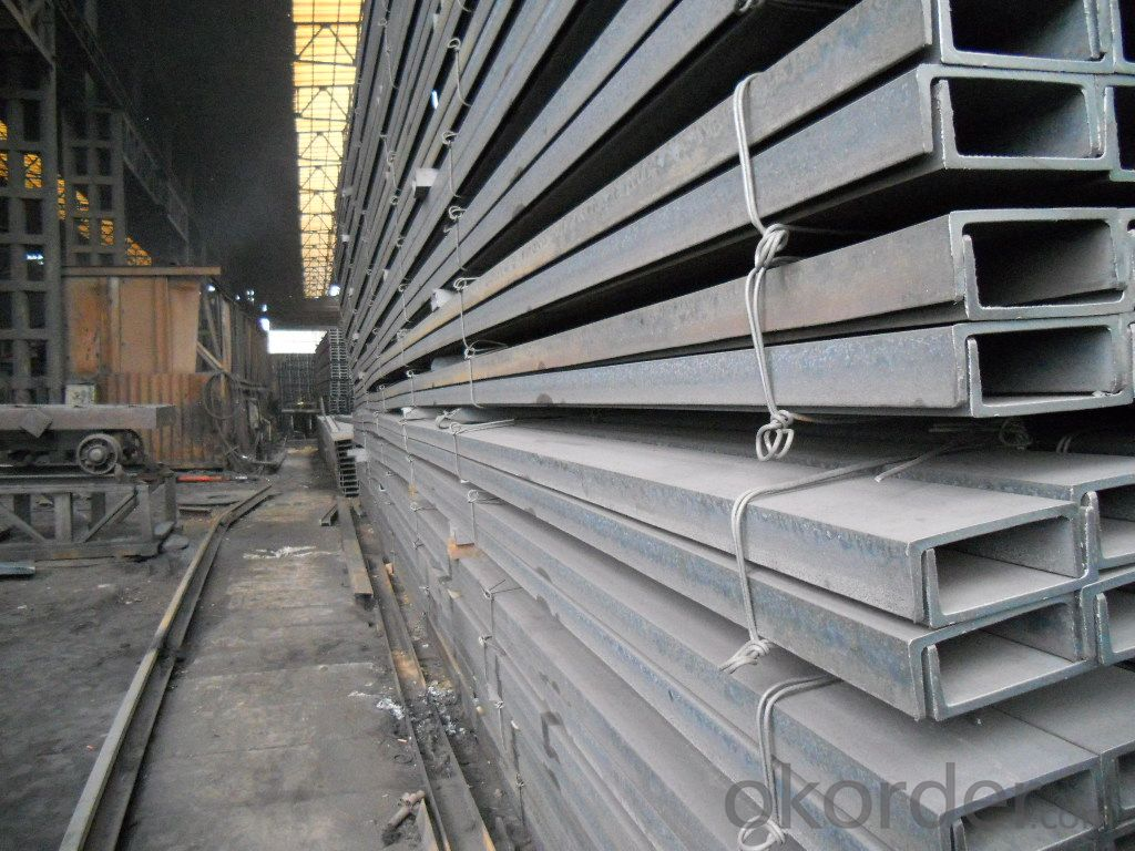 U-channel JIS Standard with Different Sizes Hot Rolled