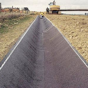 Geotextile of Pet  170g/m2 Short Fiber for Highway