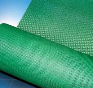 Fiberglass Mesh Cloth 10x10/18x9 Alkali-Resistant
