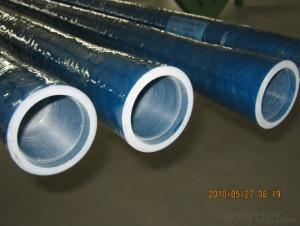 High Pressure GRE Pipe/Tube and Fitting 40~800mm, 1.0~25Mpa