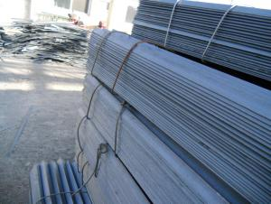 Prime Low Carbon Steel Unequal Angle Bars in High Quality