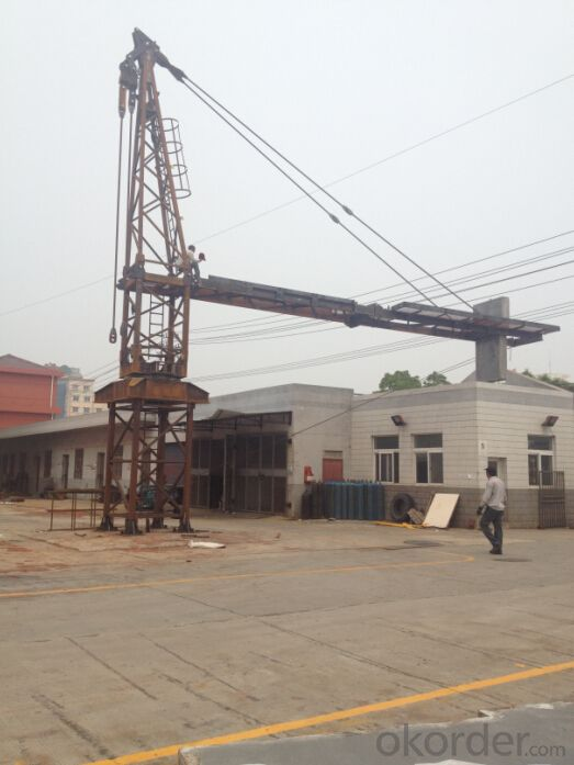 Tower Crane 4 Tons to 20 Tons Building Construction Machinery and Equipment