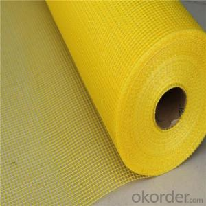 Fiberglass Mesh Cloth 140g/m2 5*5MM High Strength Hot Selling