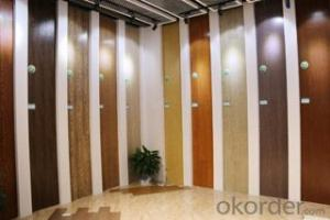 Formaldehyde free warm intelligent floor heating system