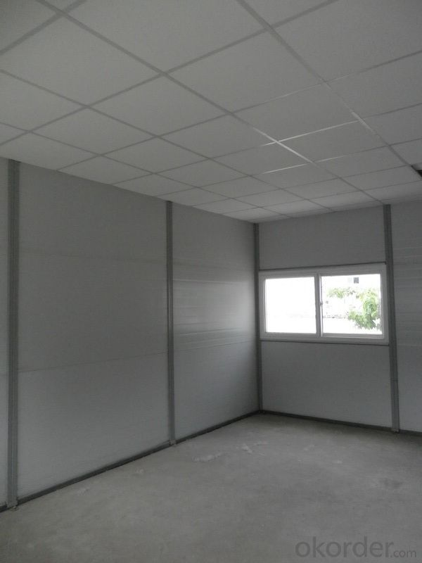 Sandwich Panel House TA Type Made in China Latest Disign