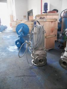 Vertical Electric Centrifugal Submersible Pump