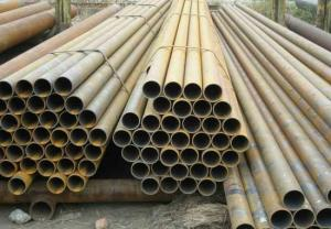 Welded Black ERW Steel Pipe Welded Black ERW Steel Pipe