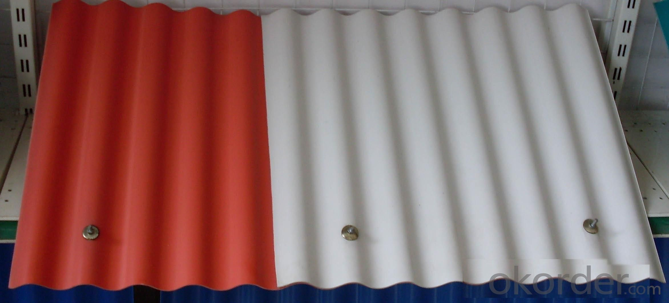 Anti-corrosion&High Strength Panels(Roofing Panels) Made Of Fiberglass Used in Guard&House