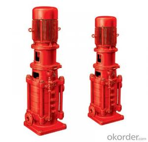 XBD-DL Electrical Water Pump in Fire Pump System