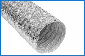 Good Quality Uninsulated Aluminum Flexible Duct
