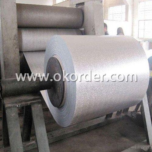 Diamond Embossed Aluminum Foil Duct Board