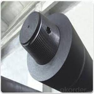 Graphite Electrode with Nipple/Graphite Electrode Price