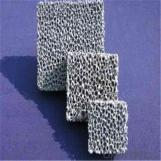 Filtro de espuma cerámica para la industria siderúrgica