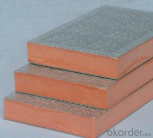 Embossed Pre Insulated HVAC DUCT Panels for HVAC