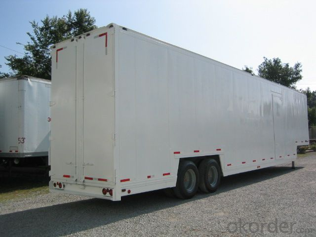 Blanco Wash  for Trailer Manufacturing