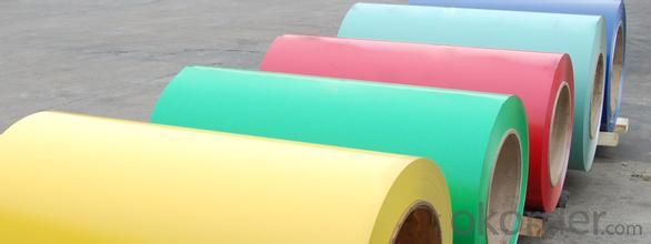 Coated Aluminum in Colours