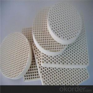 Alumina Ceramic Foam Filter For Aluminium Foundry