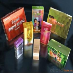Pharmaceutical Printed Aluminum Foil Pack
