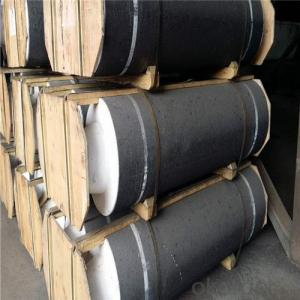 Graphite Electrode for Smelting Zinc with High Purity 2015