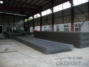 Weled trench reinforcing rebar mesh for best quanlity